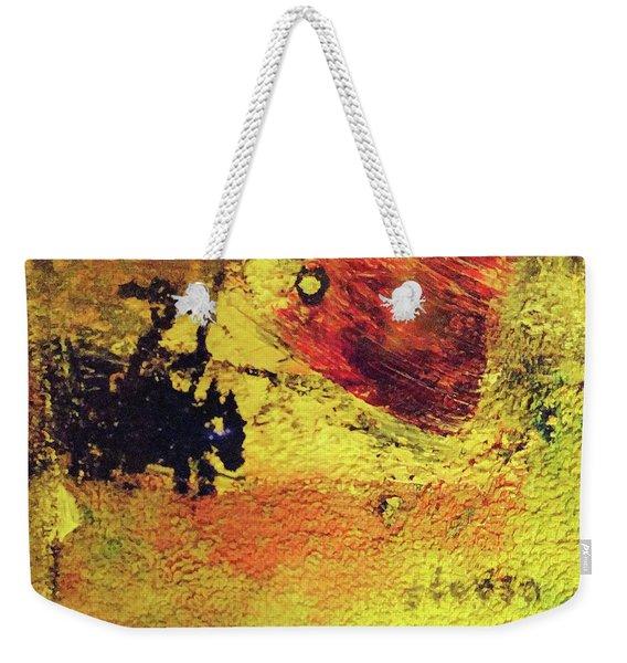 Don Quixote Man Of La Mancha Weekender Tote Bag