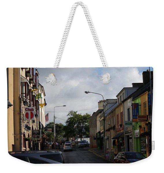 Donegal Town 4118 Weekender Tote Bag