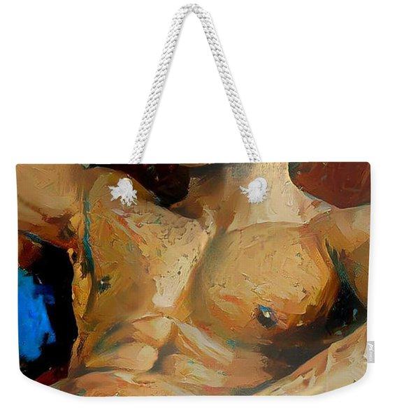 Donn Weekender Tote Bag