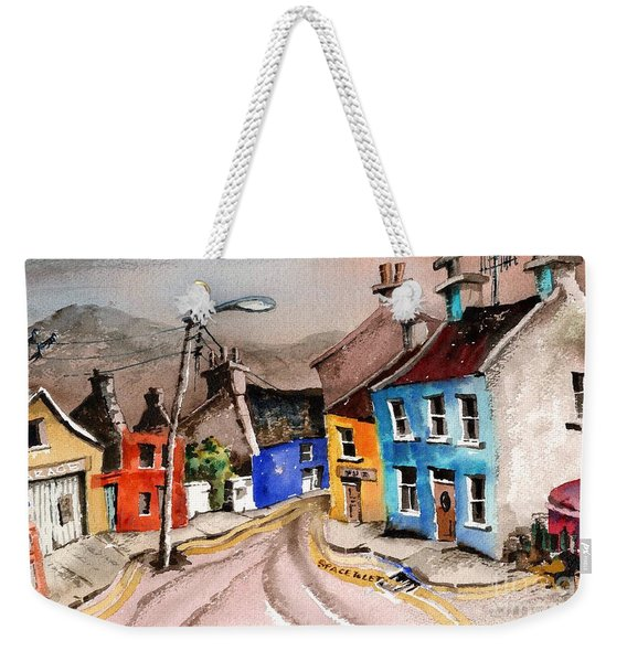 Dont Litter Eyeries, Beara Weekender Tote Bag