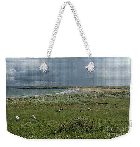 Doogh Beach Achill Weekender Tote Bag