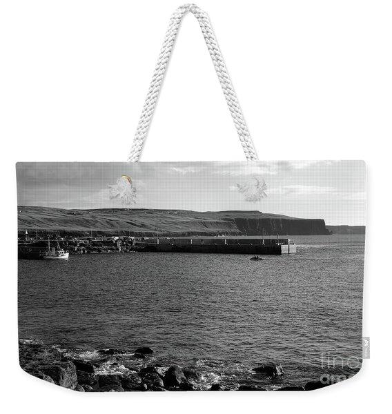 Doolin Harbour Weekender Tote Bag