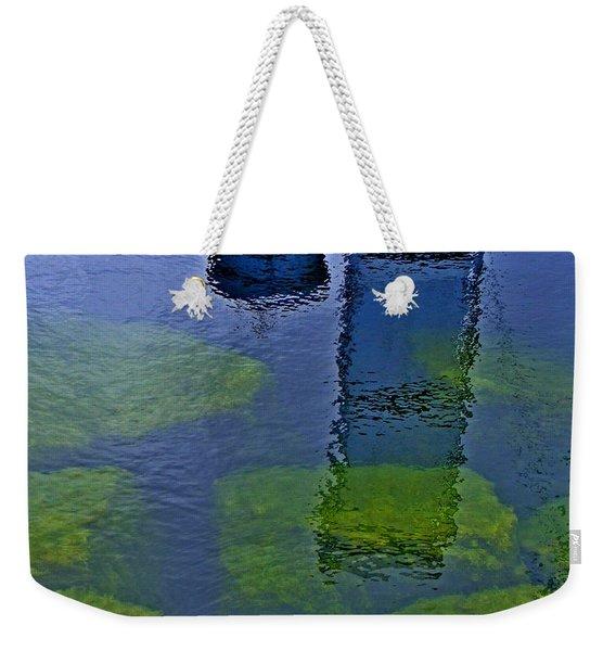 Door County Reflections Weekender Tote Bag