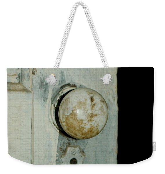 Door Is Open Weekender Tote Bag