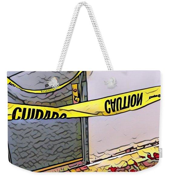 Door Of Perception Weekender Tote Bag