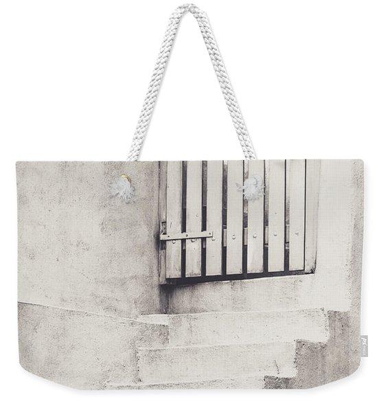 Door To Nowhere. Weekender Tote Bag