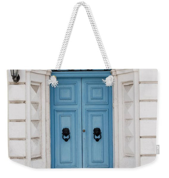 Doors Of The World 68 Weekender Tote Bag