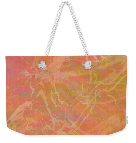 Edition 1 Double Wow Soft Weekender Tote Bag