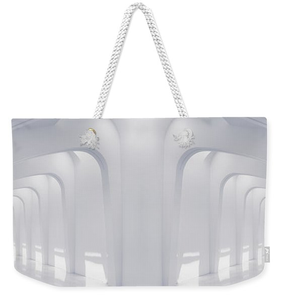 Doubled Arches Weekender Tote Bag
