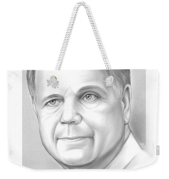 Doug Jones Weekender Tote Bag