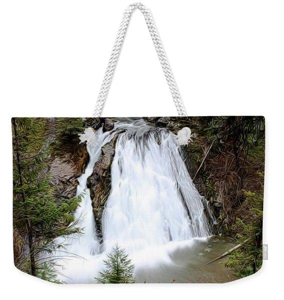 Douglas Falls  Weekender Tote Bag