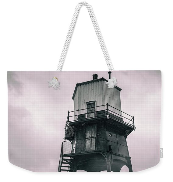 Dovercourt Lighthouses Weekender Tote Bag