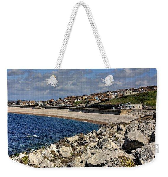 Down The Cove Weekender Tote Bag