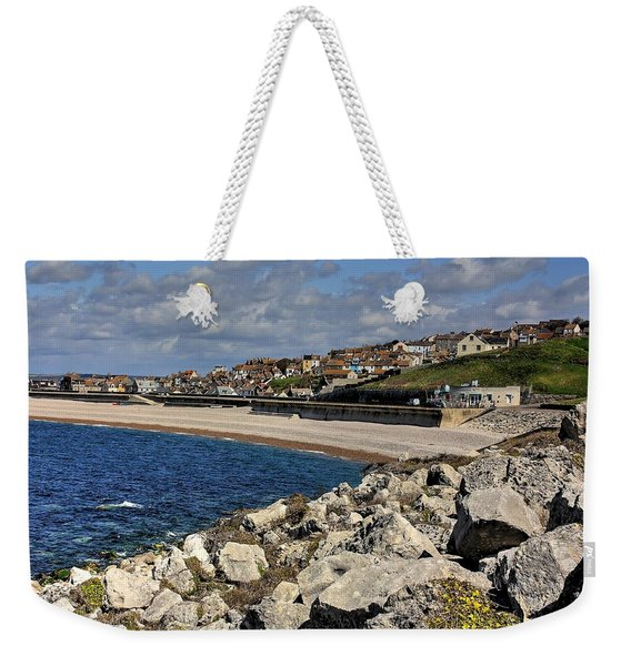 Down The Cove Weekender Tote Bag