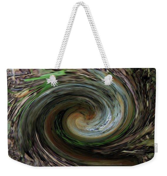 Down The Rabbit Hole Weekender Tote Bag
