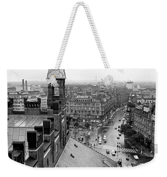 Downtown Kobenhavn  Weekender Tote Bag