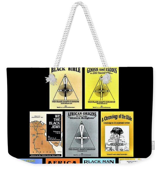 Dr. Ben Weekender Tote Bag