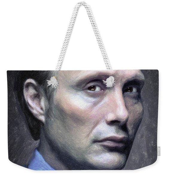 Dr. Hannibal Lecter Weekender Tote Bag