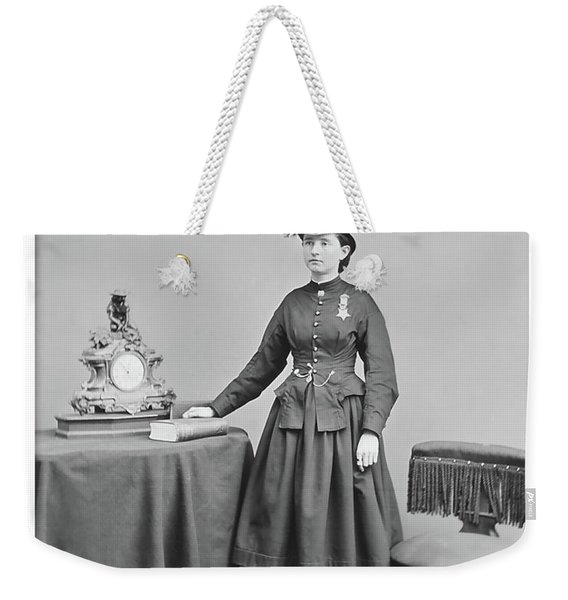 Dr. Mary Walker Weekender Tote Bag
