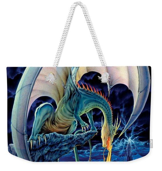 Dragon Causeway Weekender Tote Bag