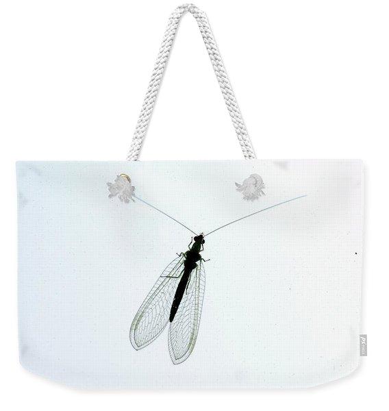 Dragon Fly Weekender Tote Bag