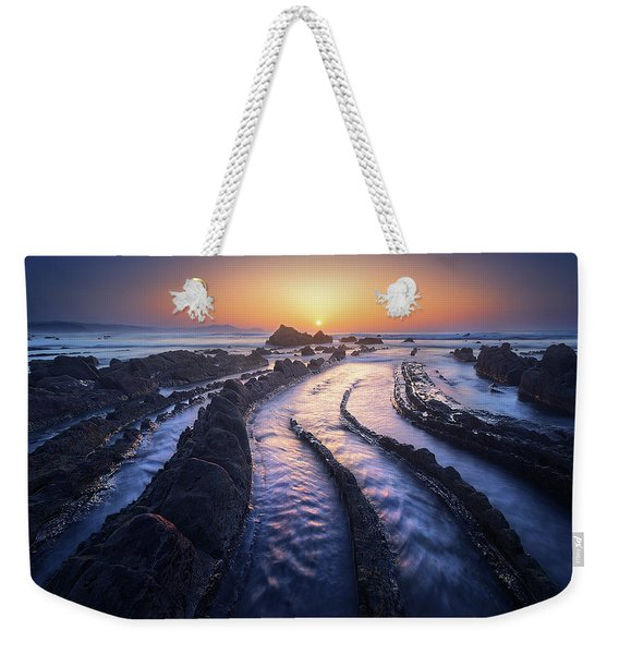 Dragon Lair Weekender Tote Bag