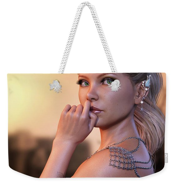 Thoughts Of Dragons Weekender Tote Bag