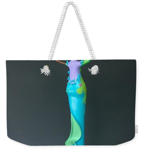 Dragonfly Will O' The Wisp Weekender Tote Bag