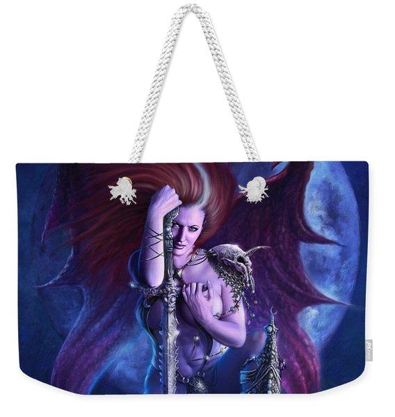 Drakaina Weekender Tote Bag