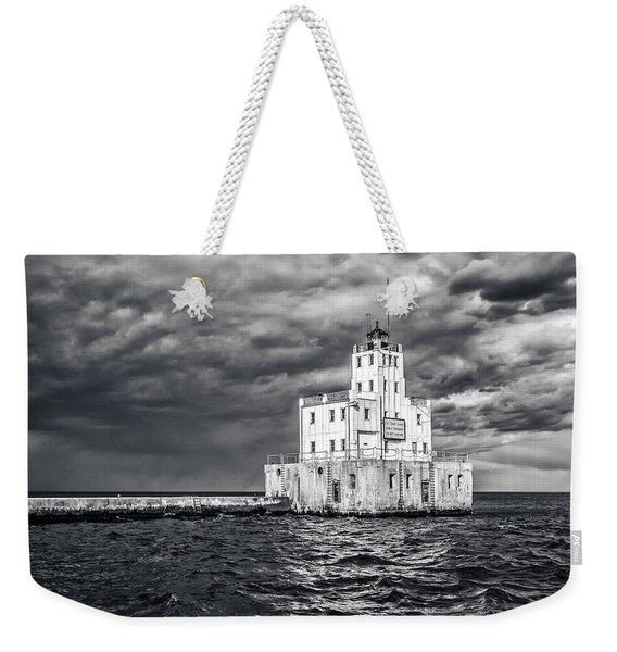 Drama In The Clouds Weekender Tote Bag