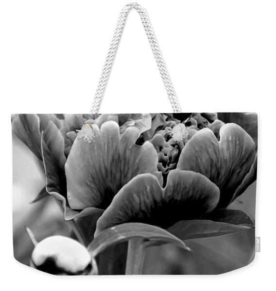 Drama In The Garden Weekender Tote Bag