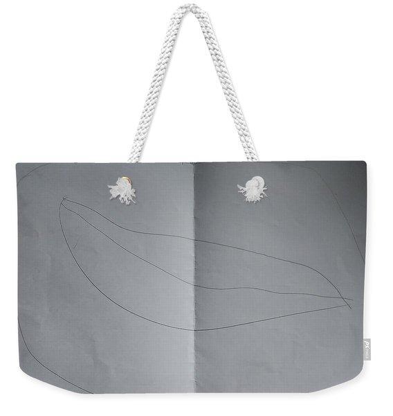 Drawing Weekender Tote Bag