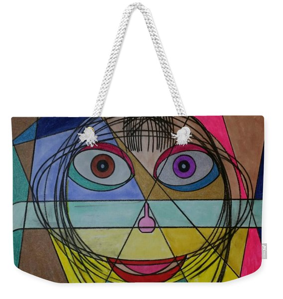 Dream 108 Weekender Tote Bag