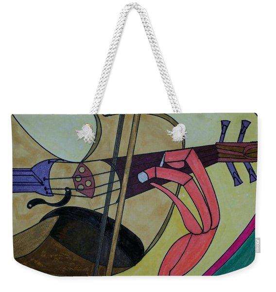 Dream 132 Weekender Tote Bag