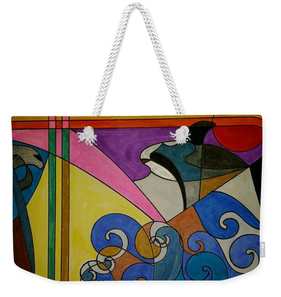 Dream 176 Weekender Tote Bag