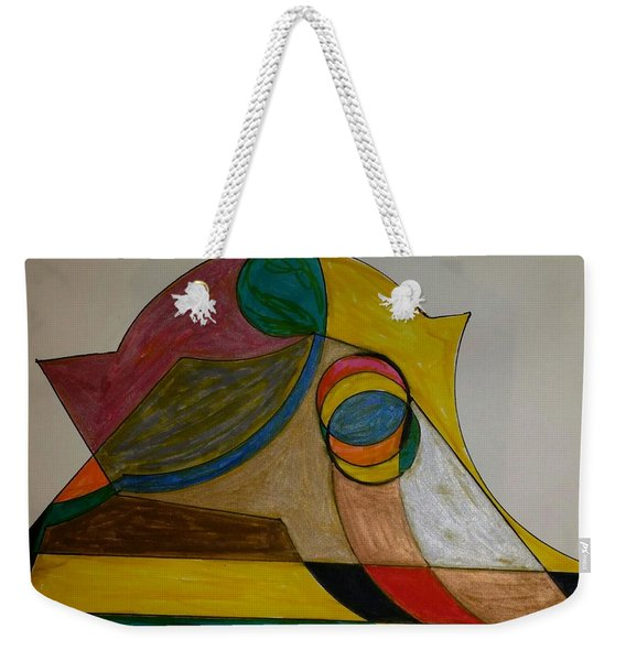 Dream 2 Weekender Tote Bag