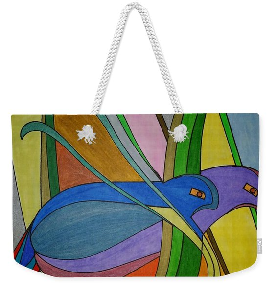 Dream 223 Weekender Tote Bag