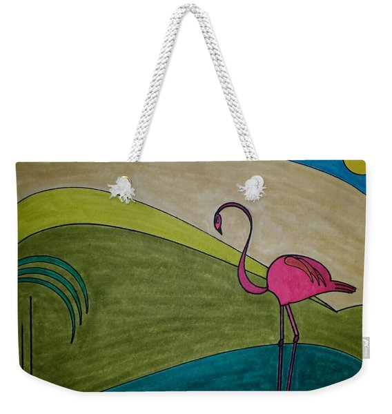 Dream 247 Weekender Tote Bag