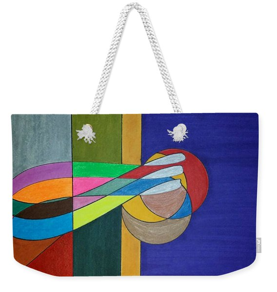 Dream 262 Weekender Tote Bag