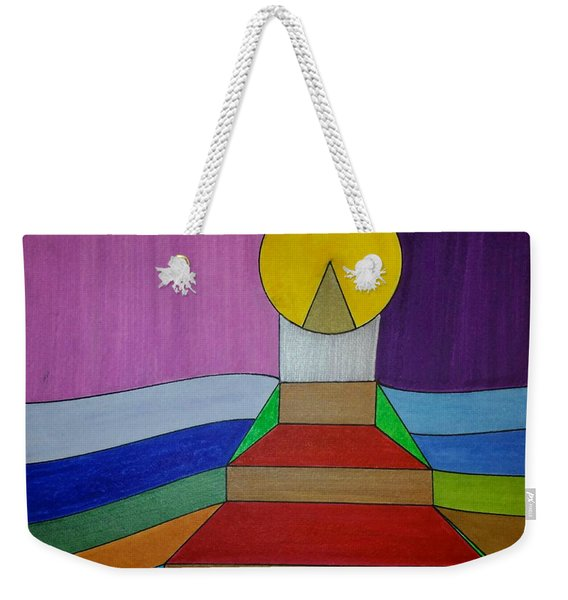 Dream 263 Weekender Tote Bag