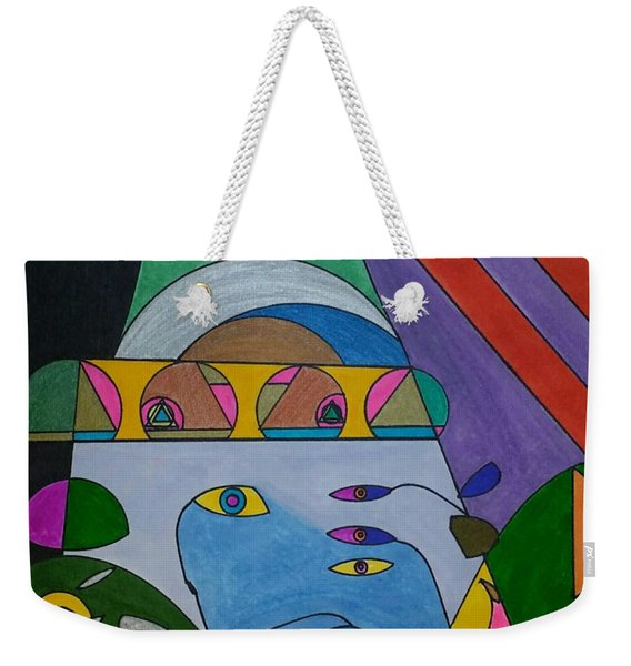 Dream 264 Weekender Tote Bag