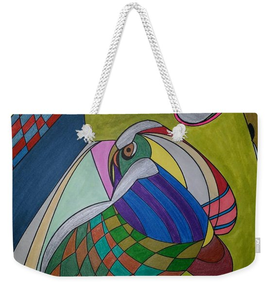 Dream 269 Weekender Tote Bag