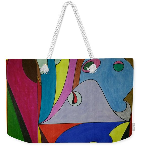Dream 270 Weekender Tote Bag