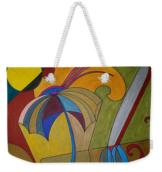 Dream 271 Weekender Tote Bag