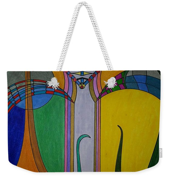 Dream 272 Weekender Tote Bag