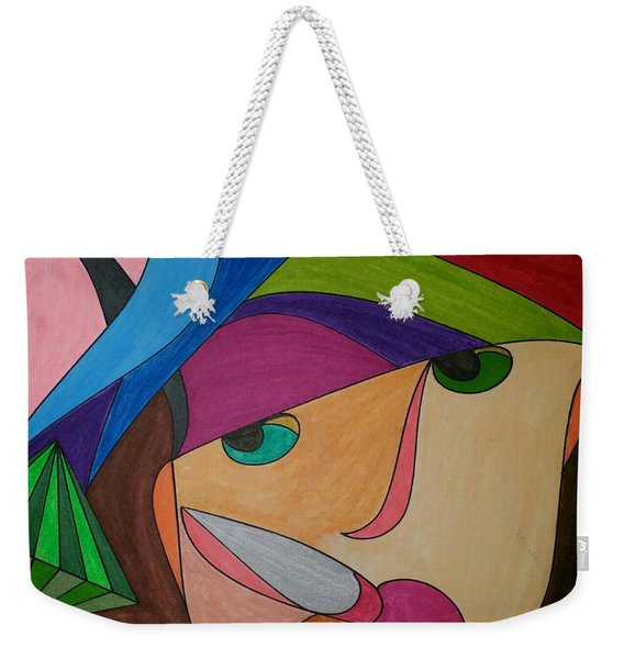 Dream 273 Weekender Tote Bag