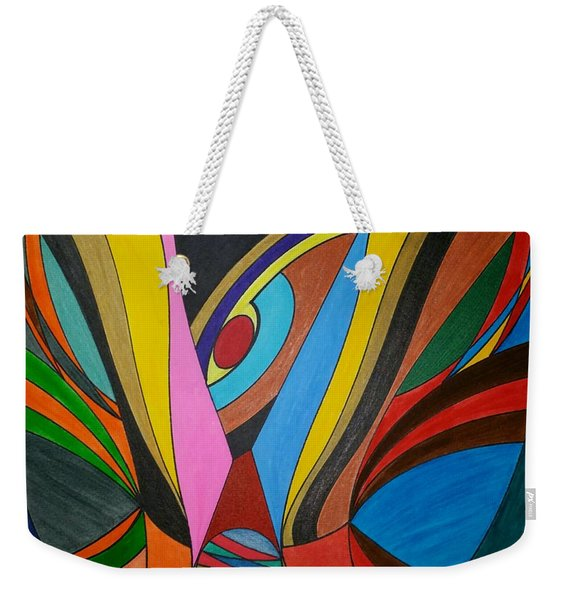 Dream 283 Weekender Tote Bag