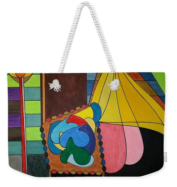 Dream 286 Weekender Tote Bag
