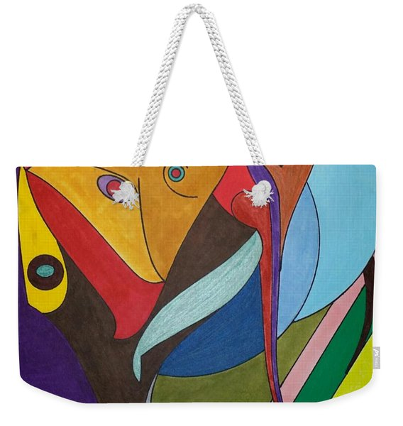 Dream 287 Weekender Tote Bag