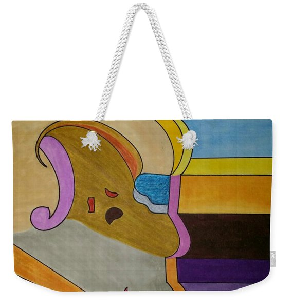 Dream 288 Weekender Tote Bag